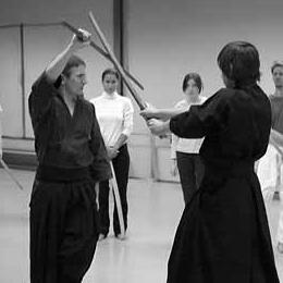 Iaido Group University Hamburg Course