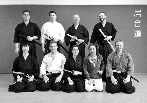 Iaido Team Hamburg